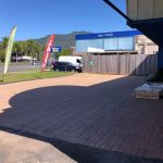 Cairns pressure cleaning commercial (after)