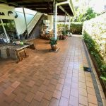 Cairns pressure cleaning tiles (after)
