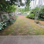 Cairns pressure cleaning driveways